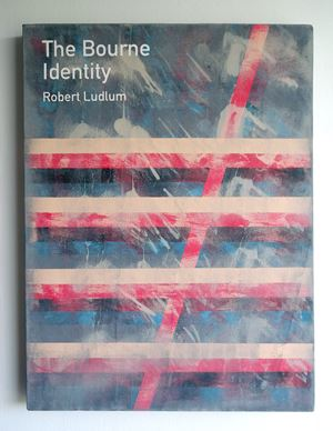 The Bourne Identity / Robert Ludlum by Heman Chong contemporary artwork