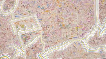 Contemporary art exhibition, Zach Harris, Zero Hour at Perrotin, New York
