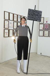 A # 10 by Thomas Zipp contemporary artwork sculpture