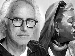 Out of office: coffee and creative small talk with Eric Fischl
