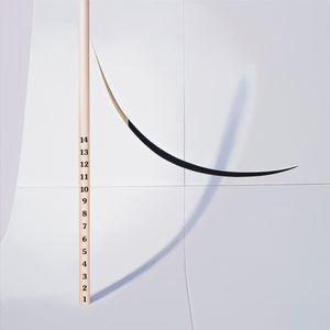 Piling Raindrops by Suyeon Kim contemporary artwork
