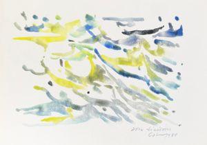Avec liaisons by Jacques Calonne contemporary artwork