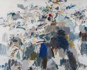 Untitled 2017-19 by Huang Yuanqing contemporary artwork