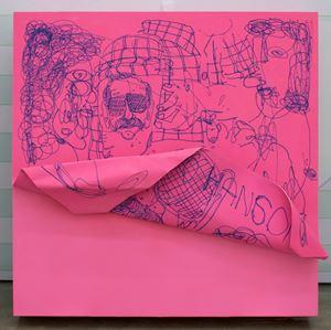 Un Tipo Hansom by José Lerma contemporary artwork