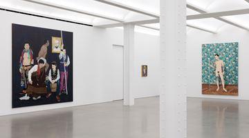 Contemporary art exhibition, Chen Fei, Reunion at Perrotin, New York