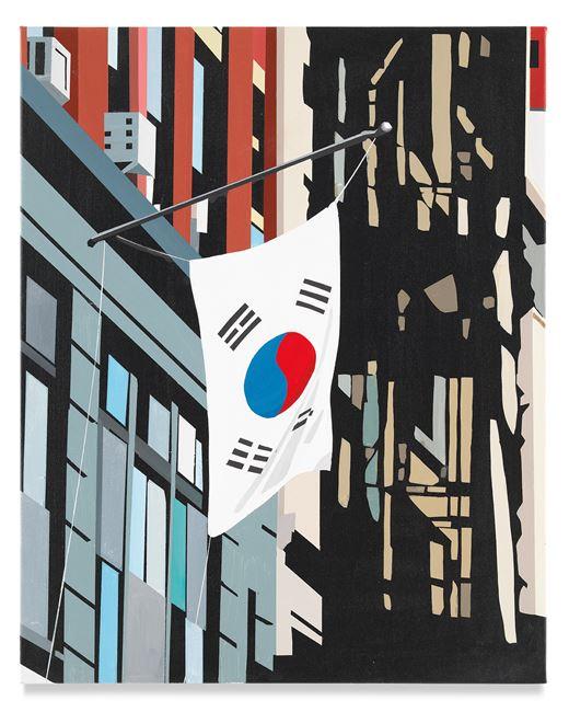 Korea Soho by Brian Alfred contemporary artwork
