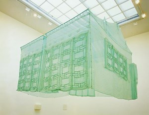 Seoul Home/L.A. Home/New York Home/Baltimore Home/London Home/Seattle Home/L.A. Home by Do Ho Suh contemporary artwork