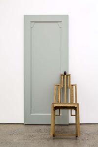 No Information or Memory by Martin Boyce contemporary artwork sculpture