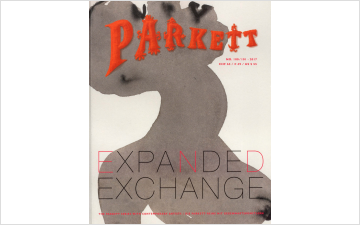Parkett Volume 100/101 – Expanded Exchange