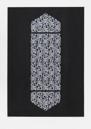 Maungarongo by Brett Graham contemporary artwork print