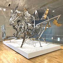 Tomokazu Matsuyama's Fragmented Harmonies at Long Museum