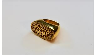 Ring W by Ai Weiwei contemporary artwork