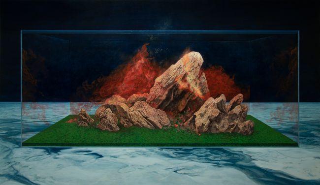 喻言 Métaphore by Li Donglu contemporary artwork