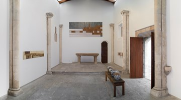 Contemporary art exhibition, Group Exhibition, As far as the Forest is at KEWENIG, Palma
