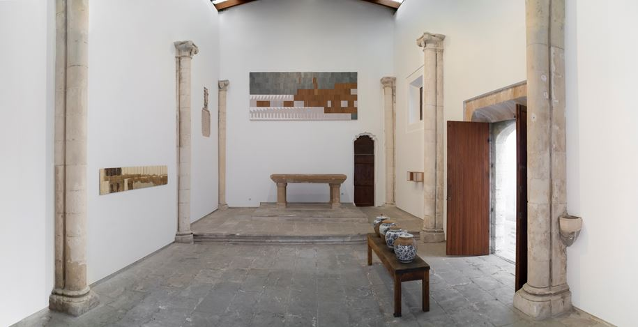 Exhibition view: Group Exhibition, As far as the Forest is, KEWENIG, Palma (23 March–22 June 2019). Courtesy KEWENIG.