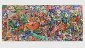Depois daqui by Maya Weishof contemporary artwork