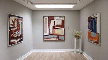 Contemporary art exhibition, Laurence Leenaert, QALB DARI (Heart of the Home) at Cadogan Contemporary, London