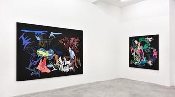 Contemporary art exhibition, Leelee Kimmel, Nuwar at Almine Rech, Rue de Turenne, Paris