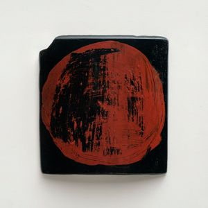 Clay Tile – 09 by Su Xiaobai contemporary artwork painting, sculpture