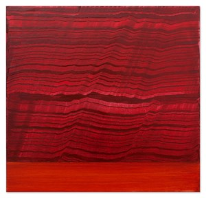 Violet Red and Red Band 2 by Ricardo Mazal contemporary artwork