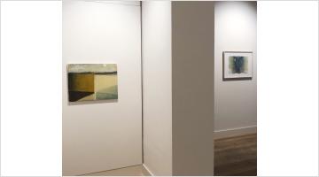 Contemporary art exhibition, Hans Boer, Peter Tollens, Intermediate Hanging at Galerie Albrecht, Berlin, Germany