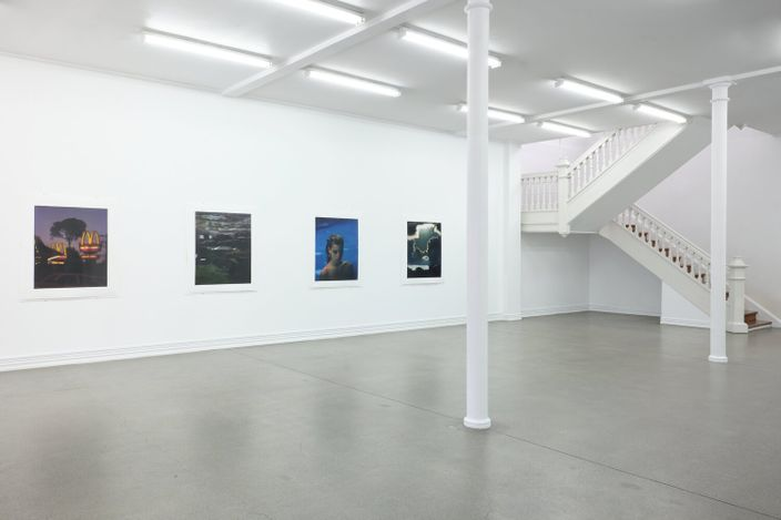 Exhibition view: Bill Henson, 1985–2021, Starkwhite, Auckland (21 May–19 June 2021). Courtesy Starkwhite.