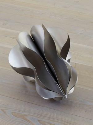 Stainless Steel Seed by Kalliopi Lemos contemporary artwork