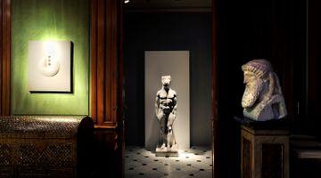 Robilant+Voena contemporary art gallery in Milan, Italy