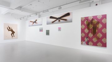 Contemporary art exhibition, Tala Madani, Skid Mark at Pilar Corrias, Eastcastle Street, London