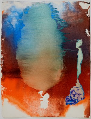 Pure Abstraction #101 by Charlie Sheard contemporary artwork