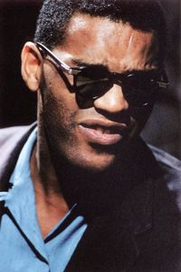 Ray Charles by Lee Friedlander contemporary artwork painting