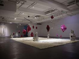 "Andrew Luk, Chu Teh-Chun<br><em>Shifting Landscapes</em><br><span class=""oc-gallery"">de Sarthe</span>"