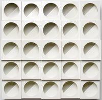 Inter-Ena-Cubo by Paolo Scheggi contemporary artwork sculpture