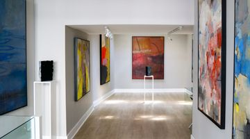 Contemporary art exhibition, Richard Hearns, Enclave at Cadogan Contemporary, London