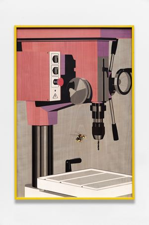 Queen Bee by Camille Blatrix contemporary artwork