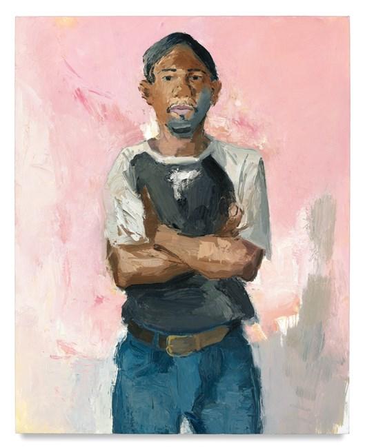 Luis by John Sonsini contemporary artwork