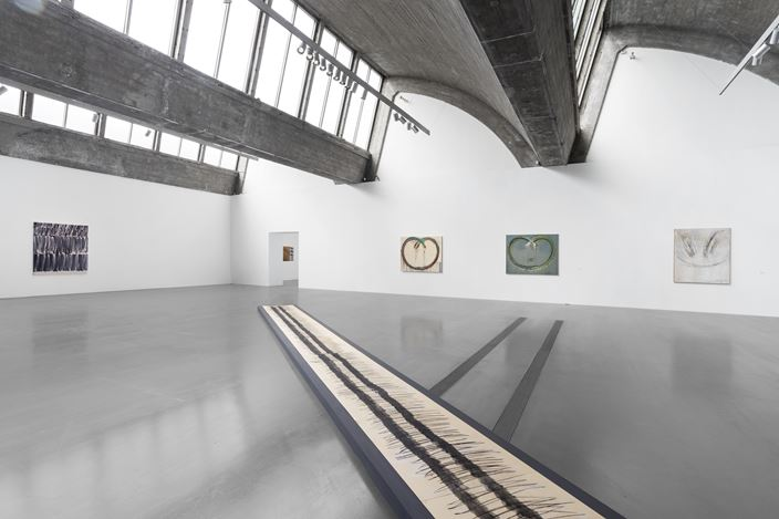 Exhibition view: Lee Kun-Yong,Pace Gallery, Beijing (14 July–1 September 2018). Courtesy Pace Gallery.