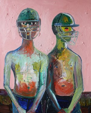 Protection from the Sun by Carla Busuttil contemporary artwork