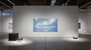 Contemporary art exhibition, Miya Ando, Kuu / 空 at MAKI, Tennoz, Tokyo