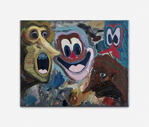 Fool's Garden 7 by Pierre Knop contemporary artwork