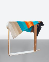 Untitled (Color Study II) by Tomashi Jackson contemporary artwork sculpture