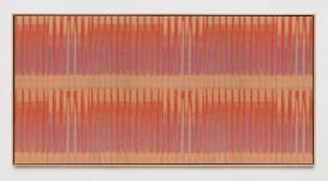 Negative Entropy (Argraf Rapida, Orange, Hex) by Mika Tajima contemporary artwork