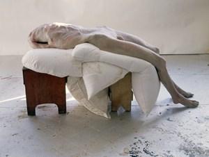Piëta by Berlinde De Bruyckere contemporary artwork