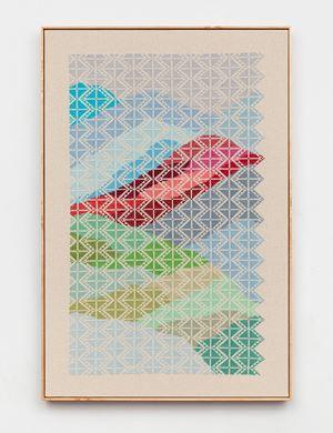 To Be The Sea by Jordan Nassar contemporary artwork