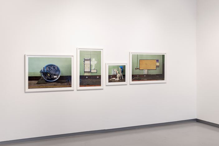 Exhibition view: Group Exhibition,The Wretched of the Screen, Goodman Gallery, Cape Town (25 June–24 August 2019). Courtesy Goodman Gallery.