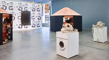 Contemporary art exhibition, Group Exhibition, Spiegelgasse (Mirror Alley) at Hauser & Wirth, London