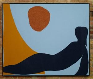 Body Landscape in the sun by Daniel Silver contemporary artwork