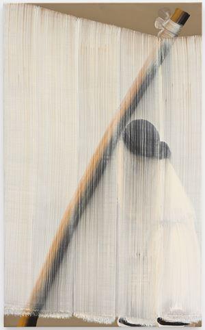 Brushstrokes - Diagram by Hyun-Sook Song contemporary artwork