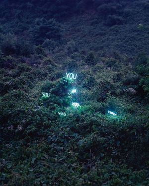 You, You, You......, From the Series 'Aporia' by Jung Lee contemporary artwork