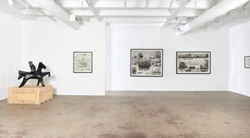 Contemporary art exhibition, William Kentridge, KABOOM! at Goodman Gallery, Johannesburg